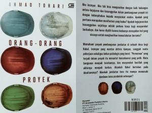Ahmad Tohari - Orang-orang Proyek