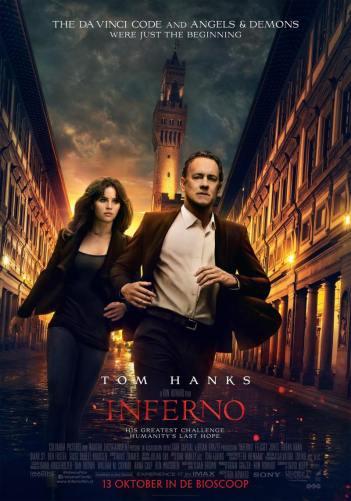Inferno (2016) - goldposter.com