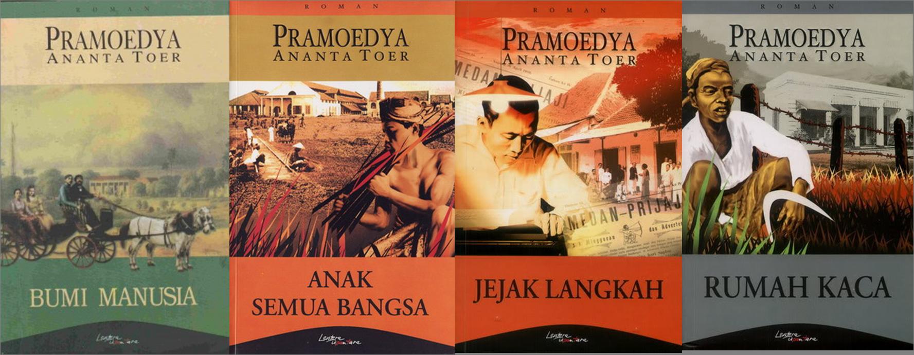 Ebook Jejak Langkah Pramoedya Ananta Toer