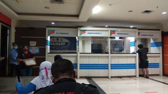 Outlet Samsat ITC Cibinong