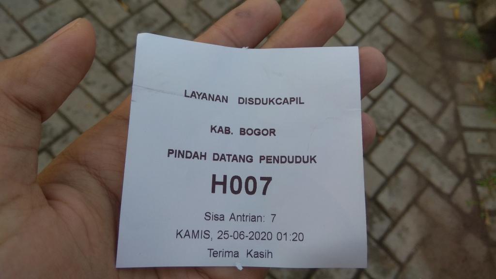 Disdukcapil Kabupaten Bogor